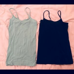 Two pack camisoles!